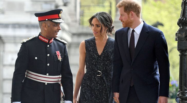 This Is How Many Bodyguards Meghan Markle and Prince Harry Have at Their Frogmore Cottage Home
