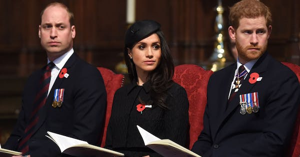 Meghan Markle and Prince Harry Shared Birthday Wishes for Prince William...but It Was Super-Weird and Unlike Them