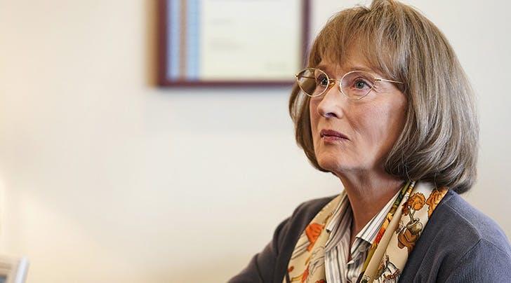 Um, Meryl Streep Is Wearing Fake Teeth in 'Big Little Lies.' Here's Why.