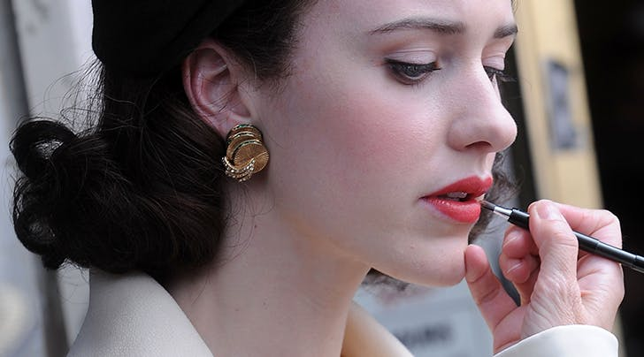 Exclusive: The One Piece of Beauty Advice Midge Maisel Would Give Rachel Brosnahan
