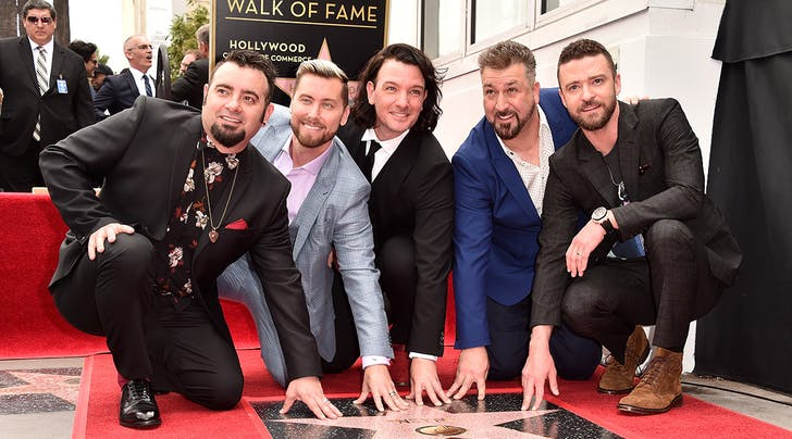 Wait, Is *NSYNC Planning Another Reunion?