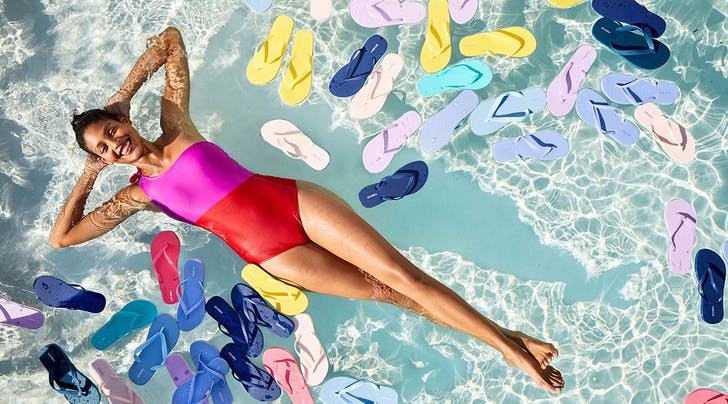 Breaking: Old Navy's $1 Flip-Flop Sale Is Back—Here's How to Get Your Hands on All the Sandals