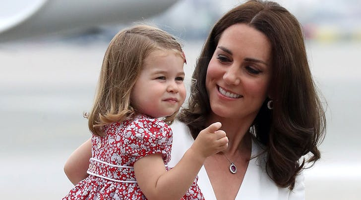 Kate Middleton Tried Braiding Princess Charlotte's Hair and Things Didn't Go 'Very Well'