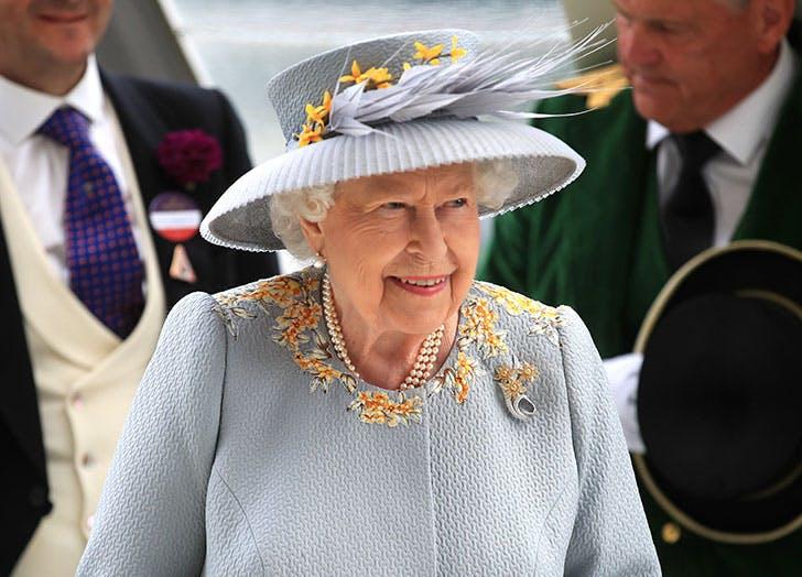 queen elizabeth royal ascot day 3