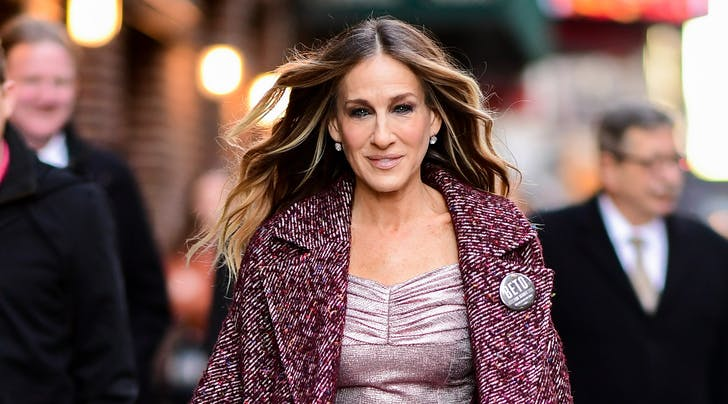 Sarah Jessica Parker Is Auctioning Off a Pair of Her Own Shoes—Here's How You Can Get Them