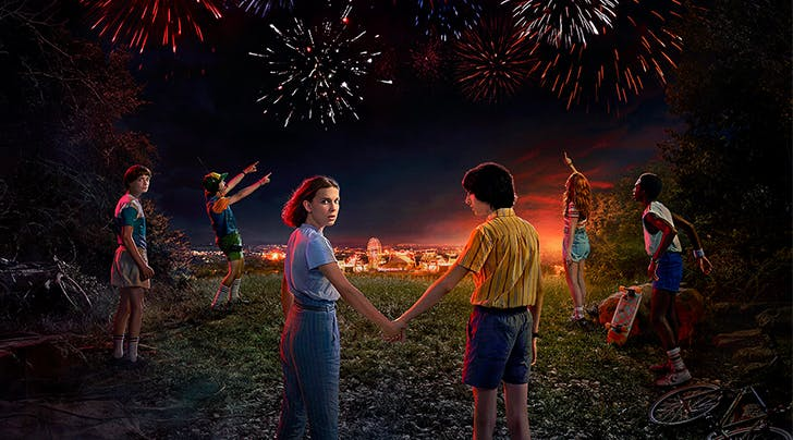 'Stranger Things' Is Taking Over Coney Island and Turning It Into an '80s Theme Park Next Week
