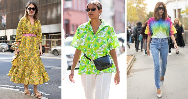 The 5 Trendiest Prints to Wear This Summer