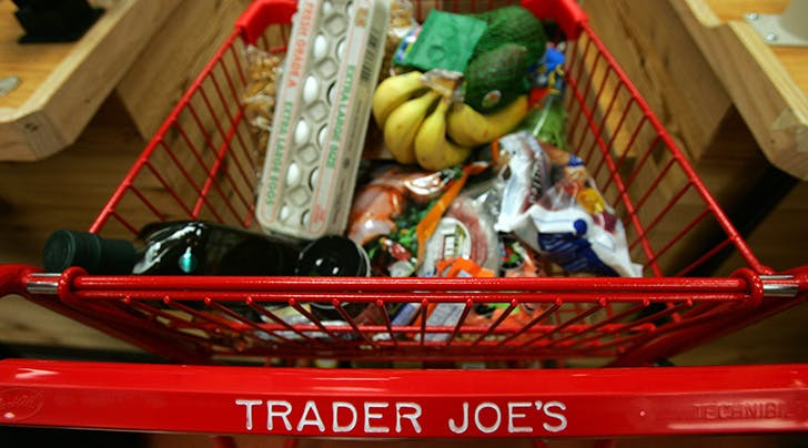 Here's What a Nutritionist Buys at Trader Joe's