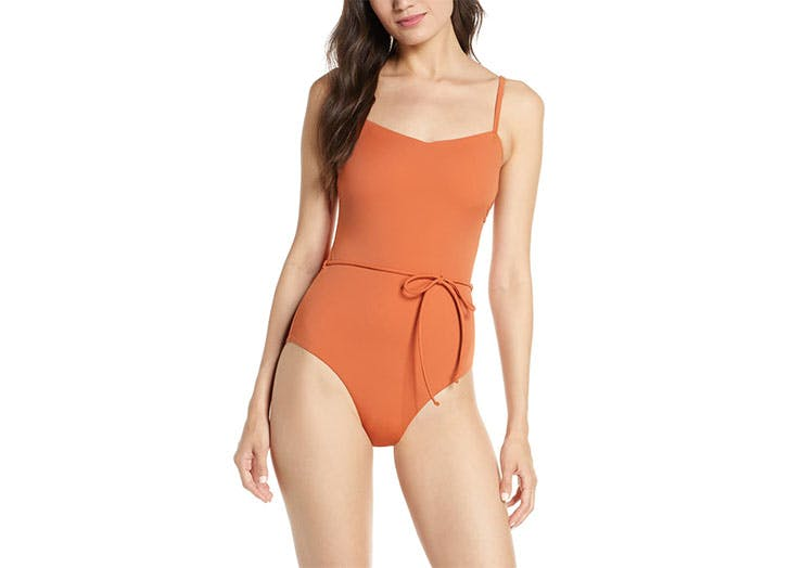 One-Piece Swimsuits That Will Keep You Feeling Covered and Cute This Summer