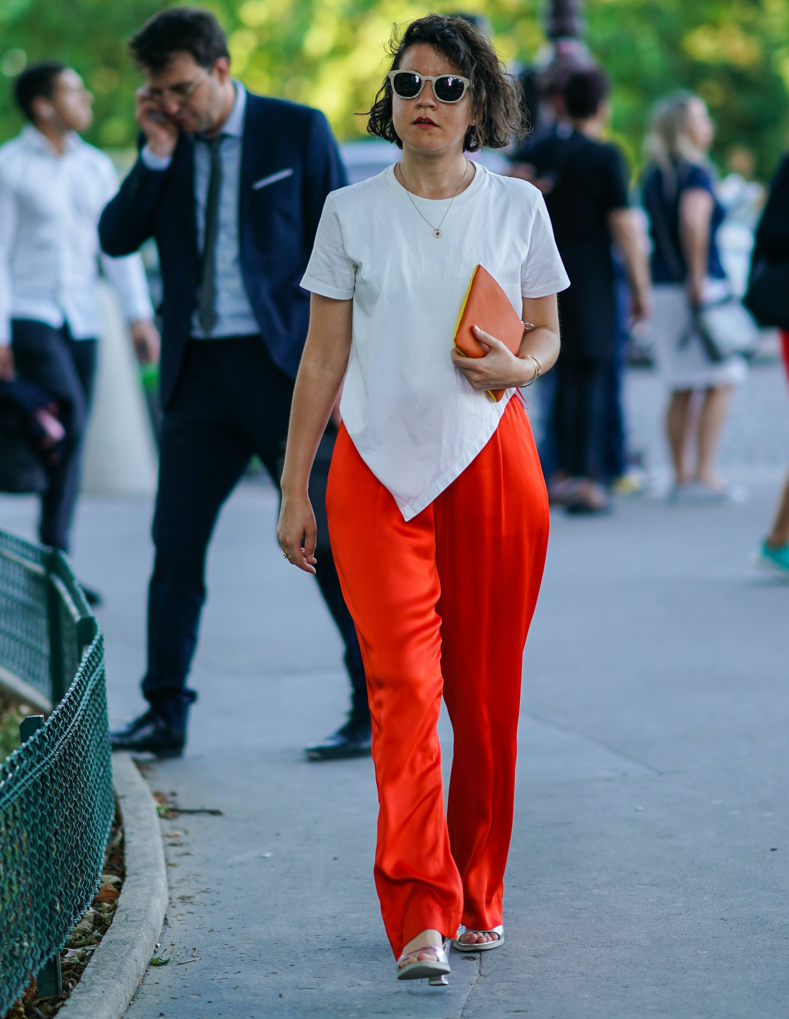 7 Sophisticated but Festive Ways to Dress For July 4th