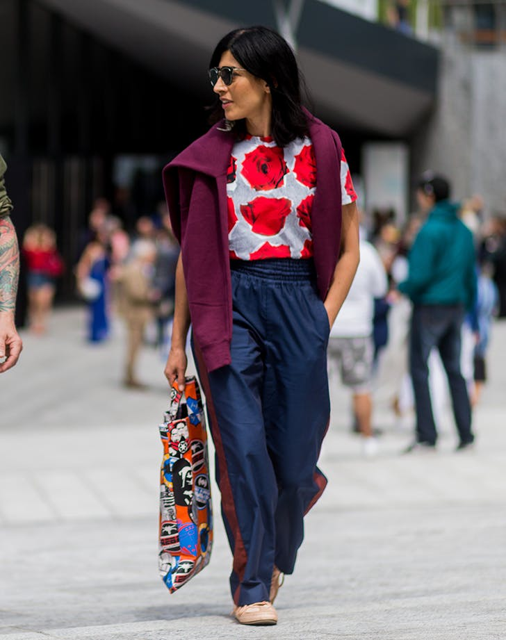 How to Make the High-Waist Pants Trend Work If You Have a Short Torso