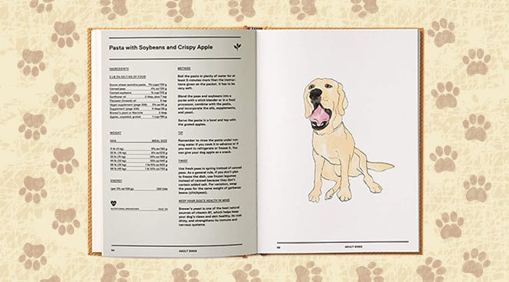 Our New Favorite Cookbook Is…for Dogs
