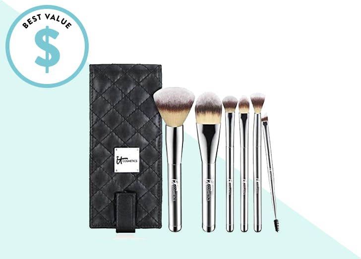 It Cosmetics Heavenly Luxe 6 Piece Brush Set