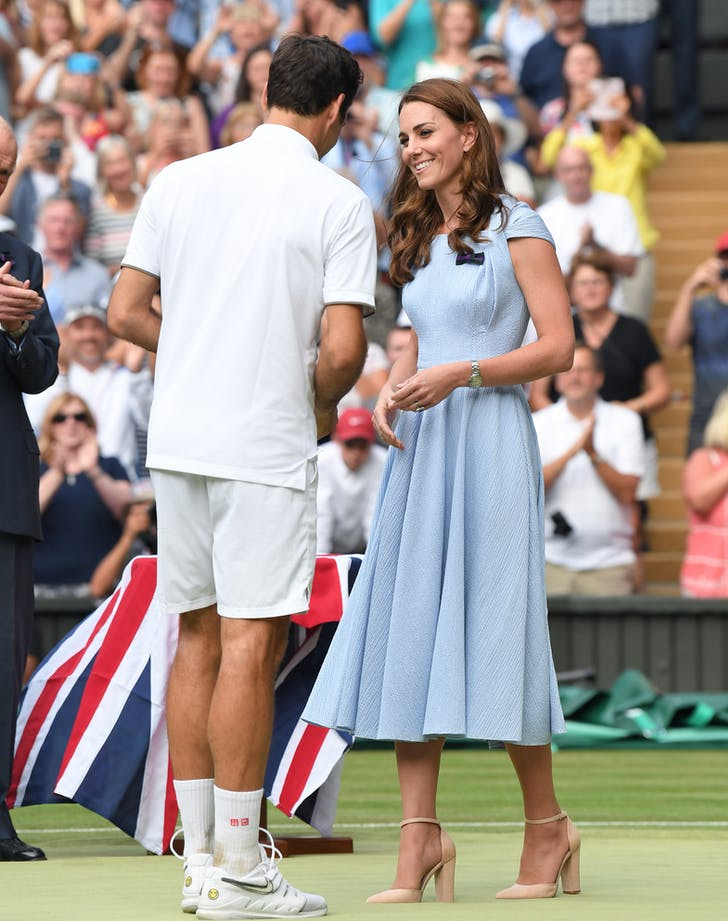Kate Middleton Just Wore an $80 Pair of Heels to Wimbledon—Here's Where to Get Them