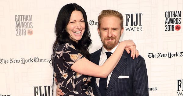 Exclusive: 'OITNB' Star Laura Prepon Says Becoming a Mother Is Like Waking Up