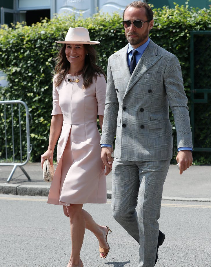 Pippa Middleton james middleton wimbledon