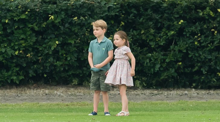 Prince George, Princess Charlotte & Prince Louis Finally Met Baby Archie & Wait, What?
