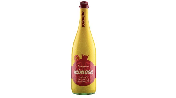 Aldi Is Releasing a Pomegranate Mimosa, and We're Not Mad About It