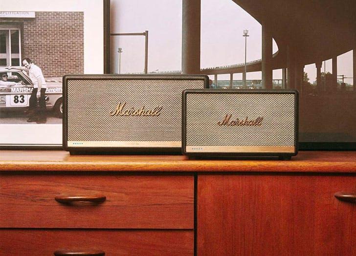 amazon prime day marshall speaker