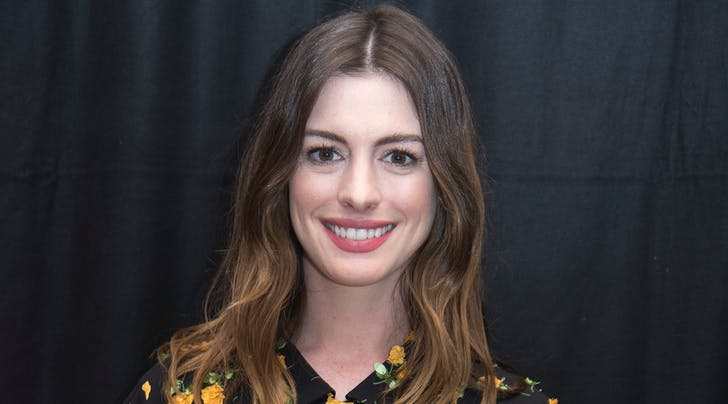 With Baby Number 2 on the Way, Anne Hathaway Opens Up About Fertility Struggles