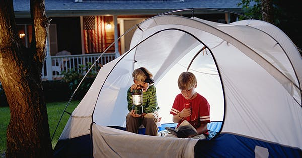 9 Backyard Camping Ideas for an Epic Outdoor Adventure, No Travel Required