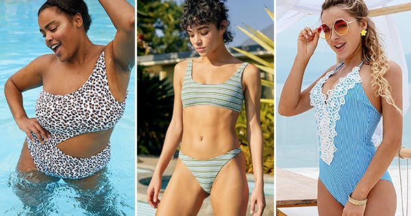 22 Bathing Suits Under $50 to Snag Before Summer's Over