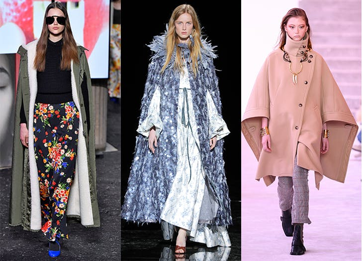 capes fall trends