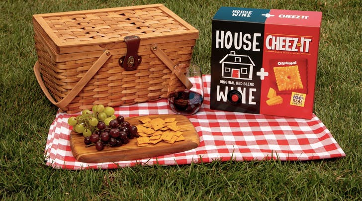 One Part Wine, One Part Cheez-Its, This $25 Box of Goodness Speaks to Our Soul