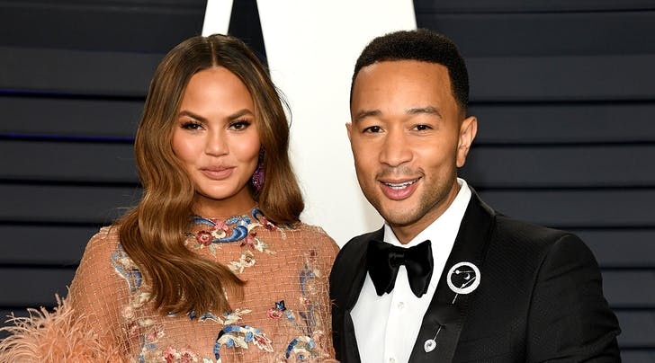 You Can Get Chrissy Teigen & John Legend's Fave Skincare Tool From Amazon Prime Day