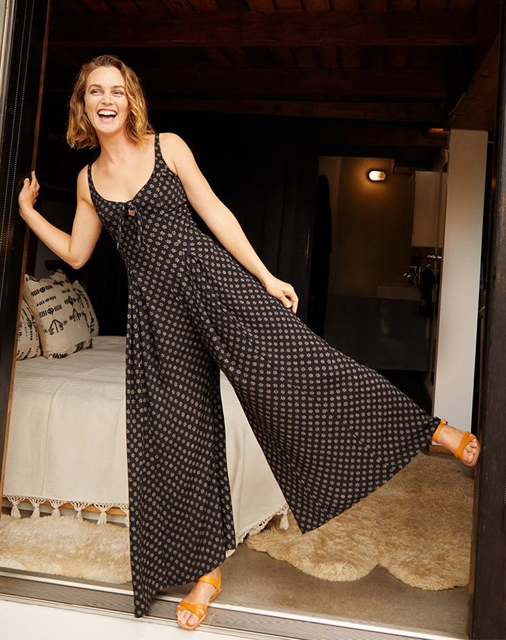 christy dawn x leighton meester jumpsuit