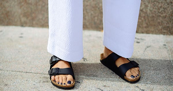 8 Pairs of Stylish Summer Sandals You Can Actually Walk In