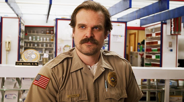 Will Hopper Return for 'Stranger Things 4'? David Harbour Speaks Out