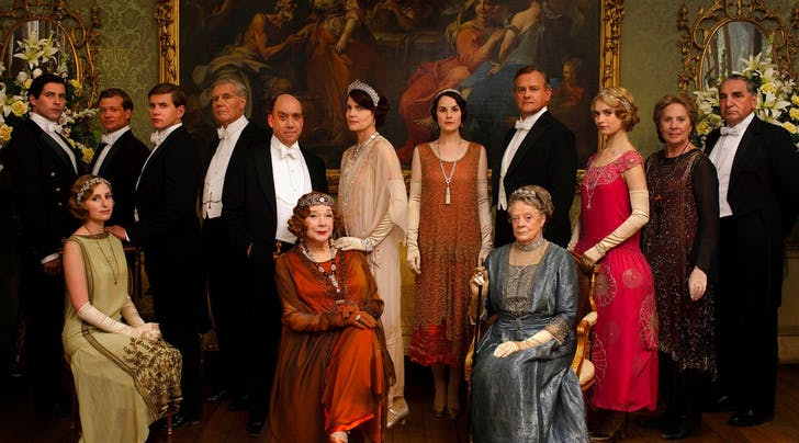 OMG! A 'Downton Abbey' Escape Room Exists, and the Wall of Bells Is Part of the Game