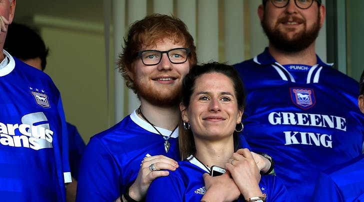 Ed Sheeran Reveals He Secretly Married Cherry Seaborn…Several Months Ago