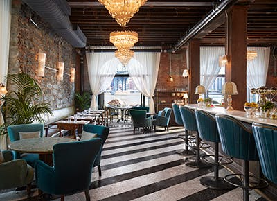11 Great Nyc Restaurants And Bars For A First Date Purewow