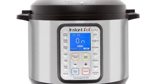 Time-Savers, Rejoice: The Instant Pot Is on Sale for Amazon Prime Day