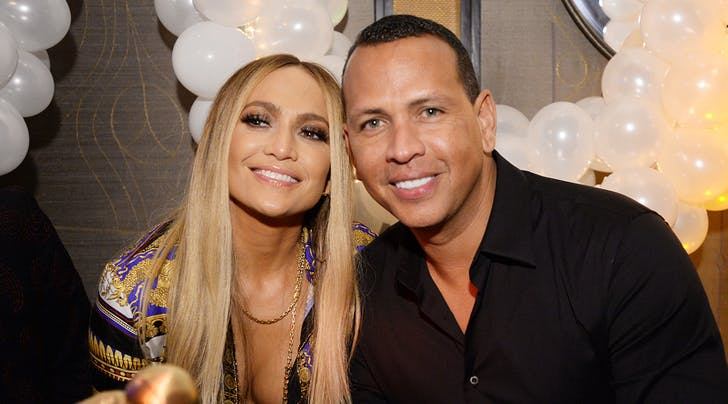 You'll Never Believe Where Jennifer Lopez Took Alex Rodriguez to Prepare for 'Hustlers'