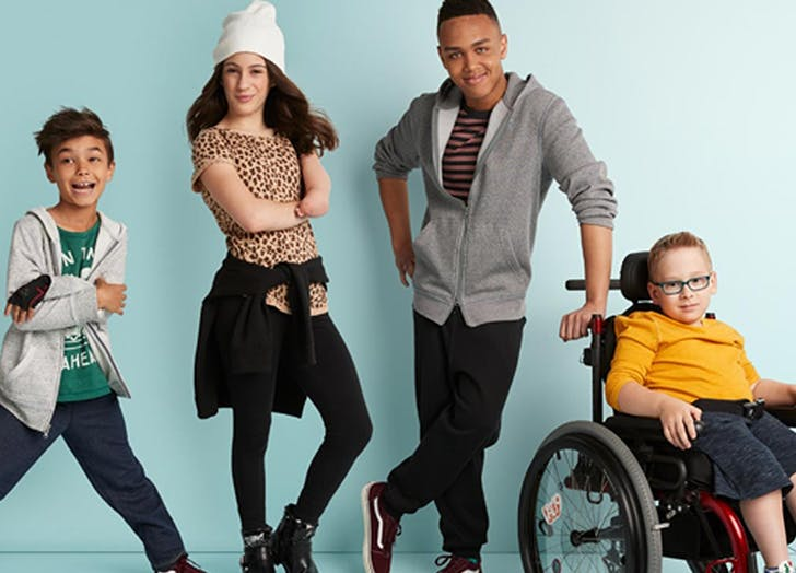 Kohl's Just Launched an Adaptive Clothing Line That's Designed for Kids with Special Needs