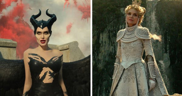 Disney Releases Maleficent Mistress Of Evil Official