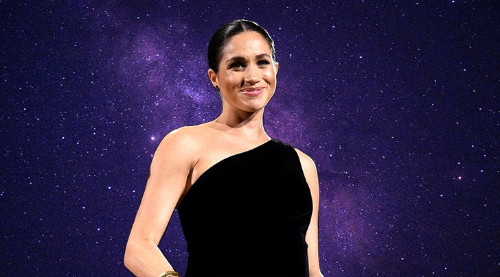 Meghan Markle's Birth Chart, Decoded