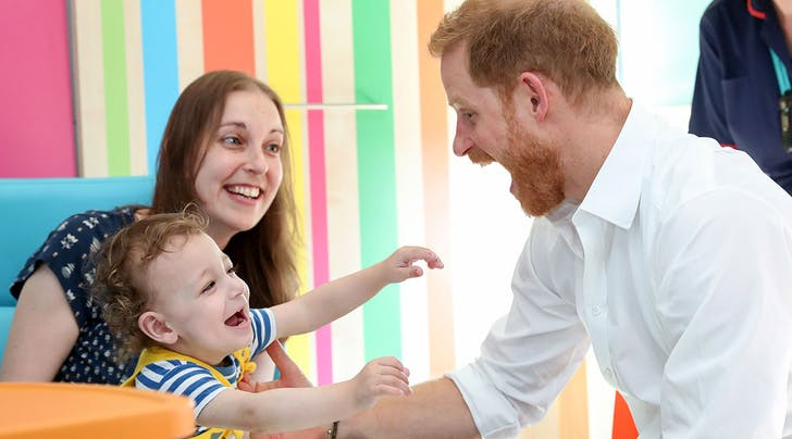 Prince Harry Just Revealed the Exact Number of Kids He Wants...and It May Surprise You