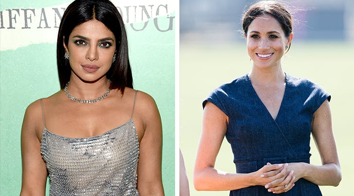 Priyanka Chopra Totally Predicted Meghan Markles Royal Future Years Ago