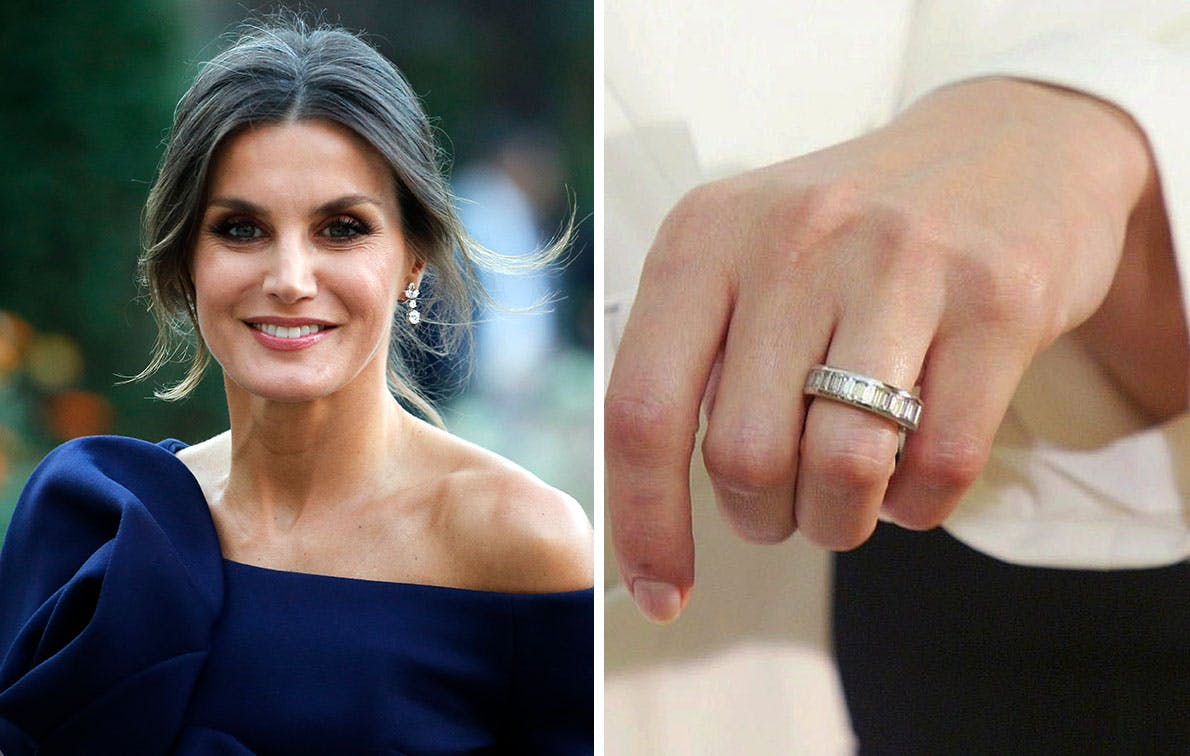 All The Royal Engagement Rings From Princess Diana To Grace