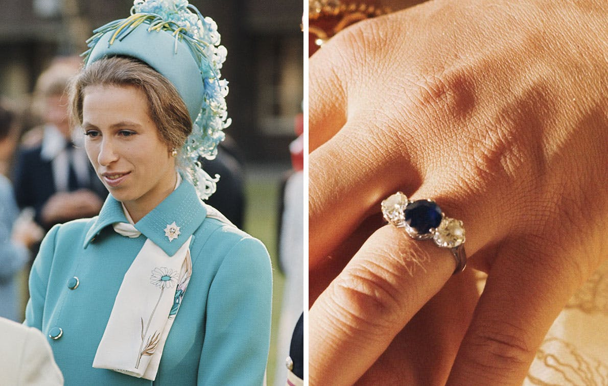 All The Royal Engagement Rings From Princess Diana To Grace Kelly