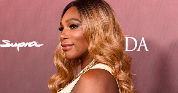 Serena Williams' Wrap-Style Dress Is Flattering on 'Every Body' and It's Already Sold Out