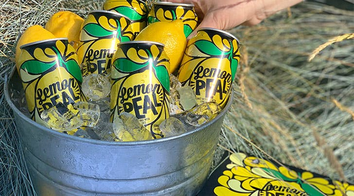 Trader Joe's New Hard Lemonade Cans Are the Fizzy Drink Your Summer BBQ Needs (and They're Only $8 a Pack)