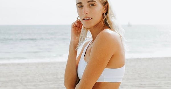 It's 2019 So of Course We're Buying Plant-Based Swimwear