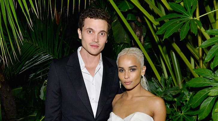 Zoë Kravitz Tied the Knot with Karl Glusman! Get All the Deets on the Star-Studded Guest List