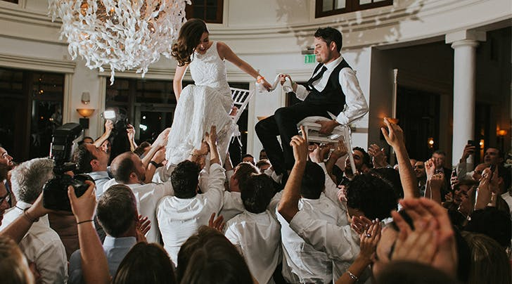 Can I Do the Horah at My Wedding If I'm Not Jewish?