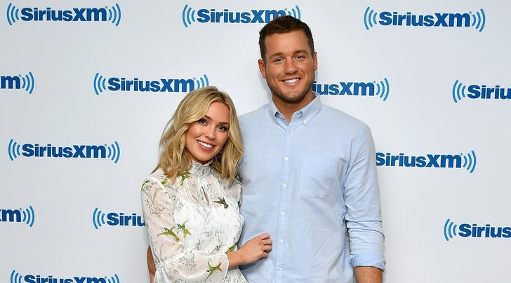 'Bachelor' Exclusive: Colton Underwood Reveals Why He & Cassie Randolph Aren't Moving In Together Just Yet